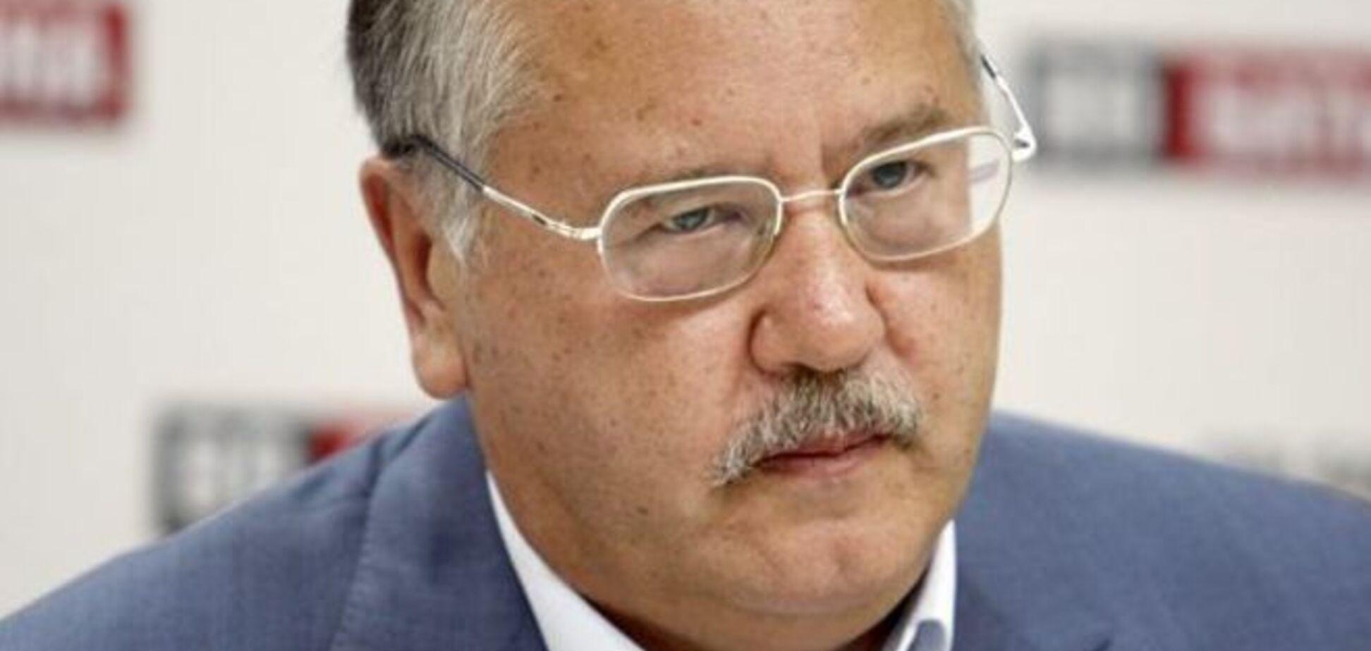 Гриценко: при падении Ил-76 в Луганске погибло 49 военнослужащих