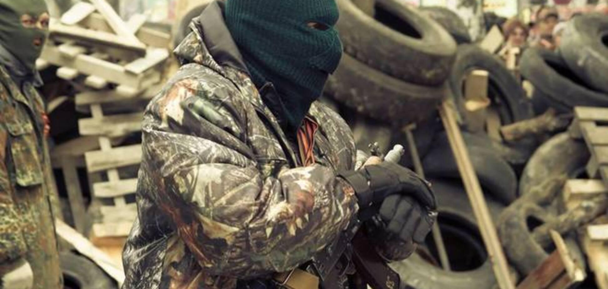 На Луганщине в Краснодоне террористы захватили здание СБУ