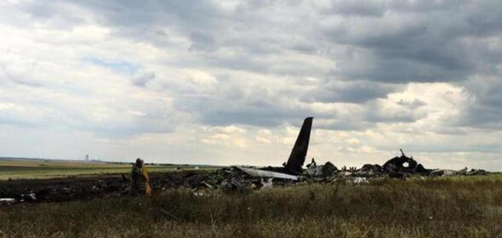 Экс-министр обороны: террористы, сбившие Ил-76 в Луганске, знали о его прилете