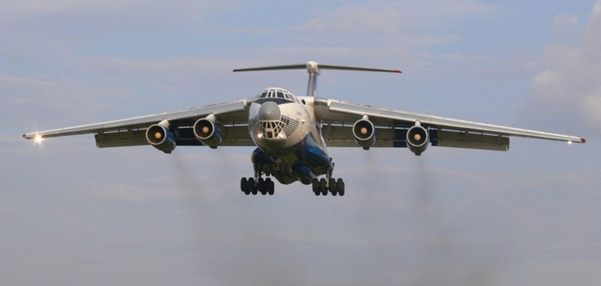 Филатов: в самолете Ил-76 погибли военные со всей Украины