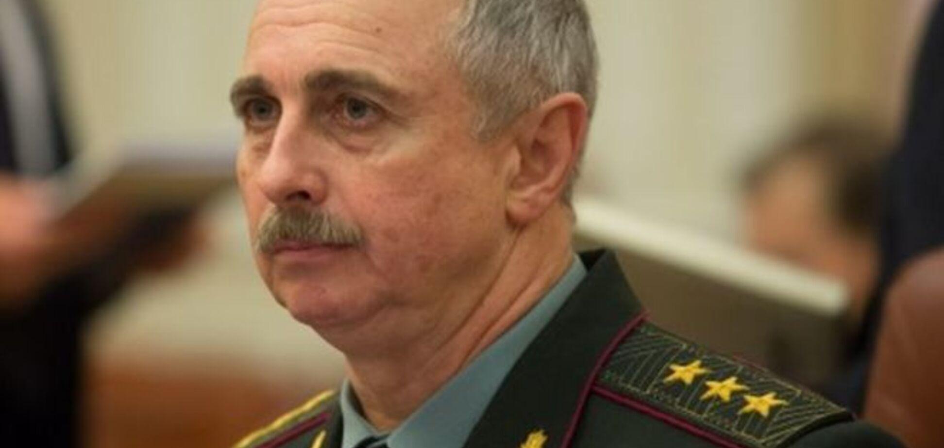 Глава Міноборони: за кілька днів ми закриємо кордон з Росією