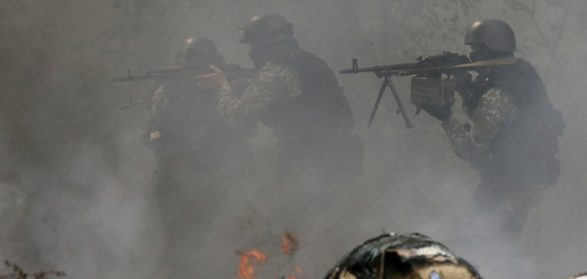 В Славянске ночью возобновился бой - российские СМИ