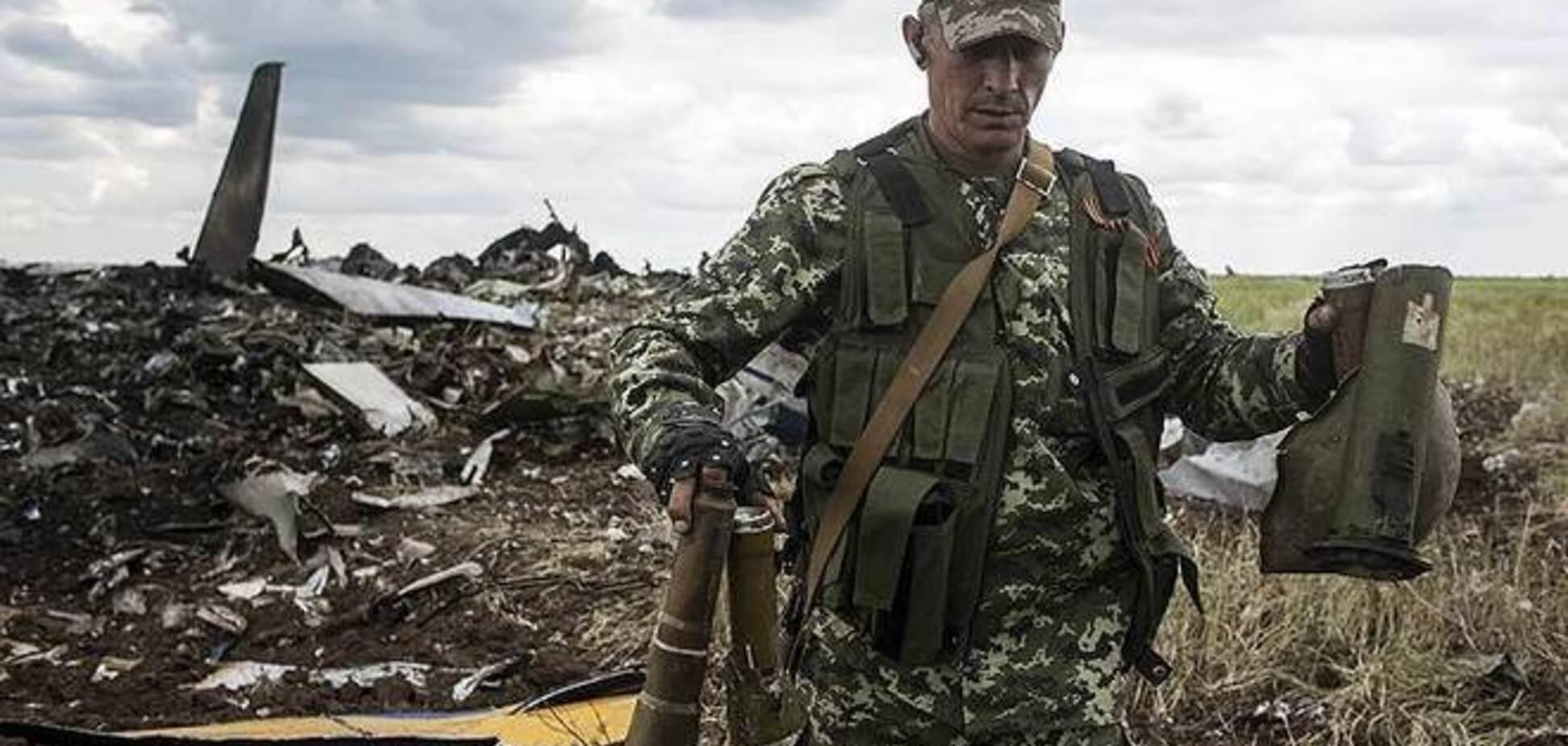 Путинские СМИ делают 'сенсации' на крови украинских десантников