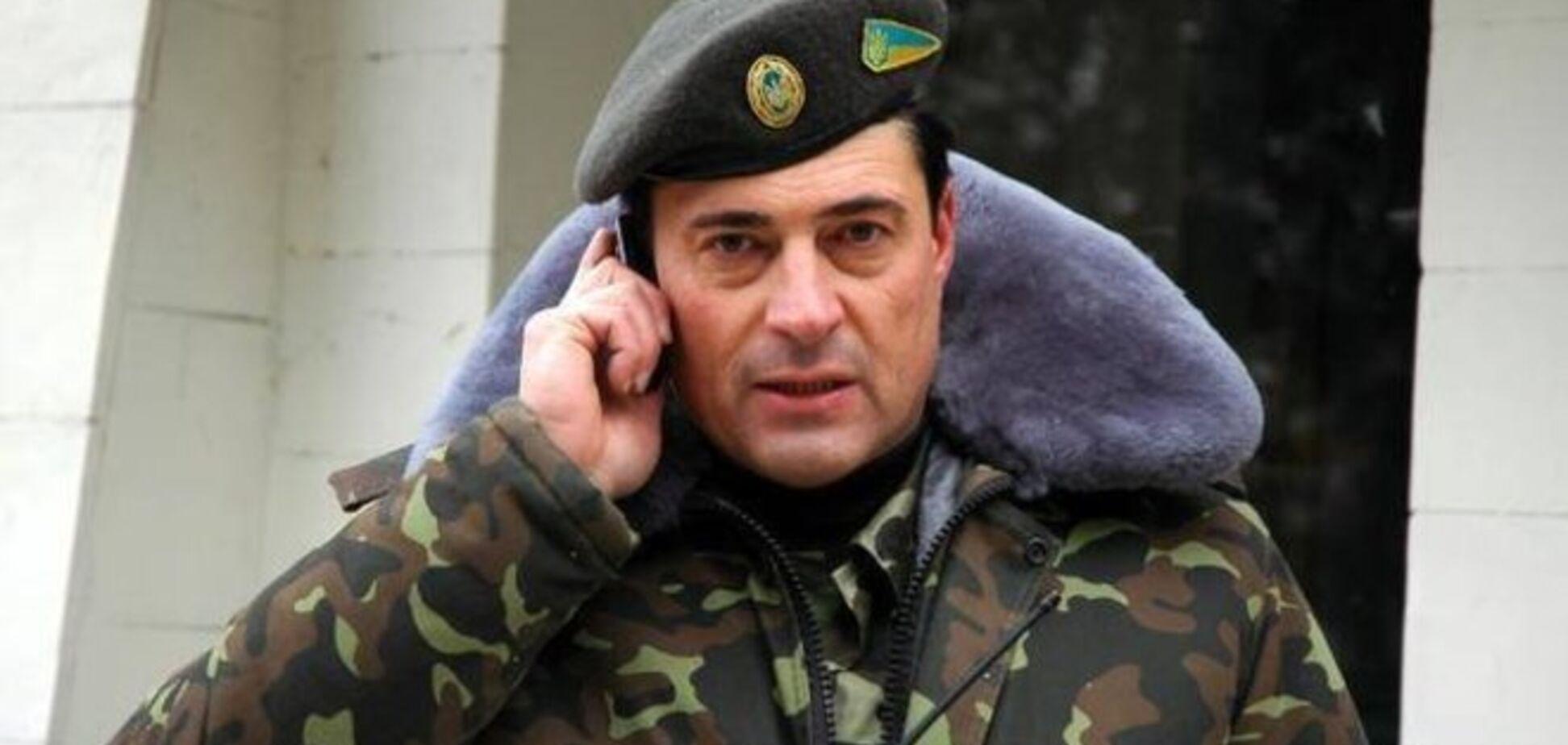 ЗМІ: звільнено офіцер Генштабу ВС: за родинні зв'язки c екс-міністром оборони