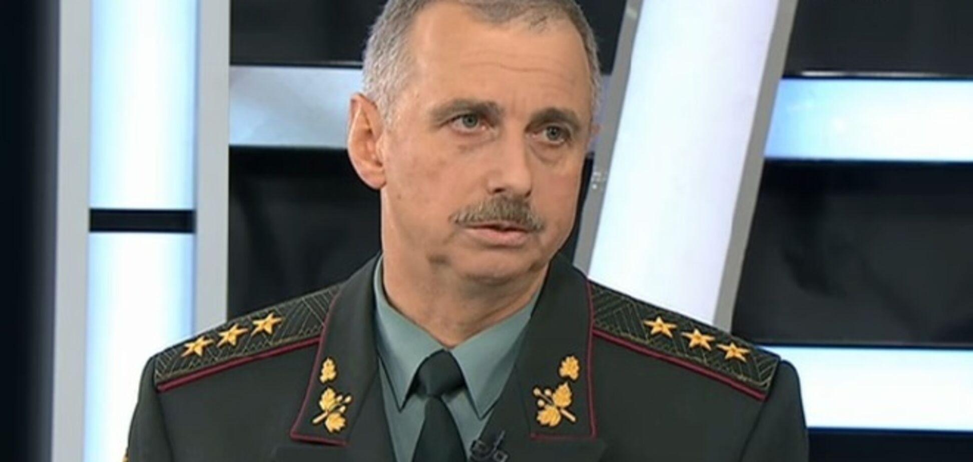 Коваль: начальника управління Генштабу відсторонили через збитий Іл-76