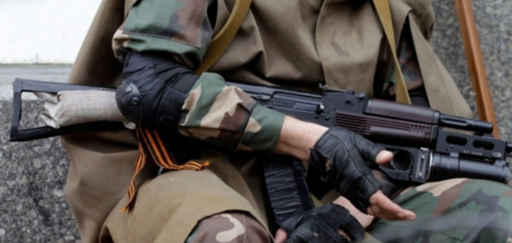 Террористы захватили 'Луганскгаз' и установили на крыше пулемет