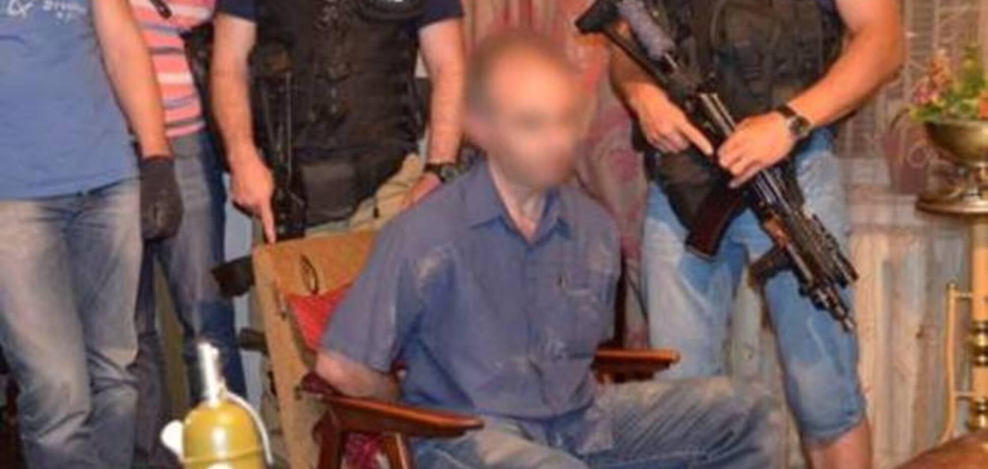 СБУ затримала ще одного агента, вербував громадян для участі в боях на боці терористів