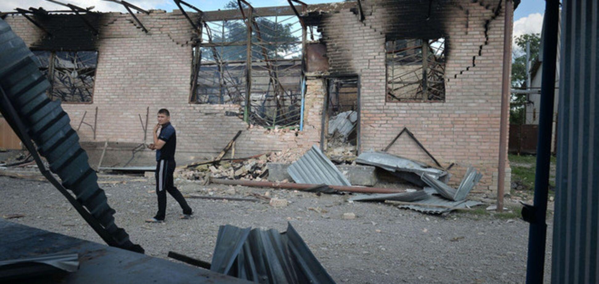 РНБО обговорить введення воєнного стану на Донбасі