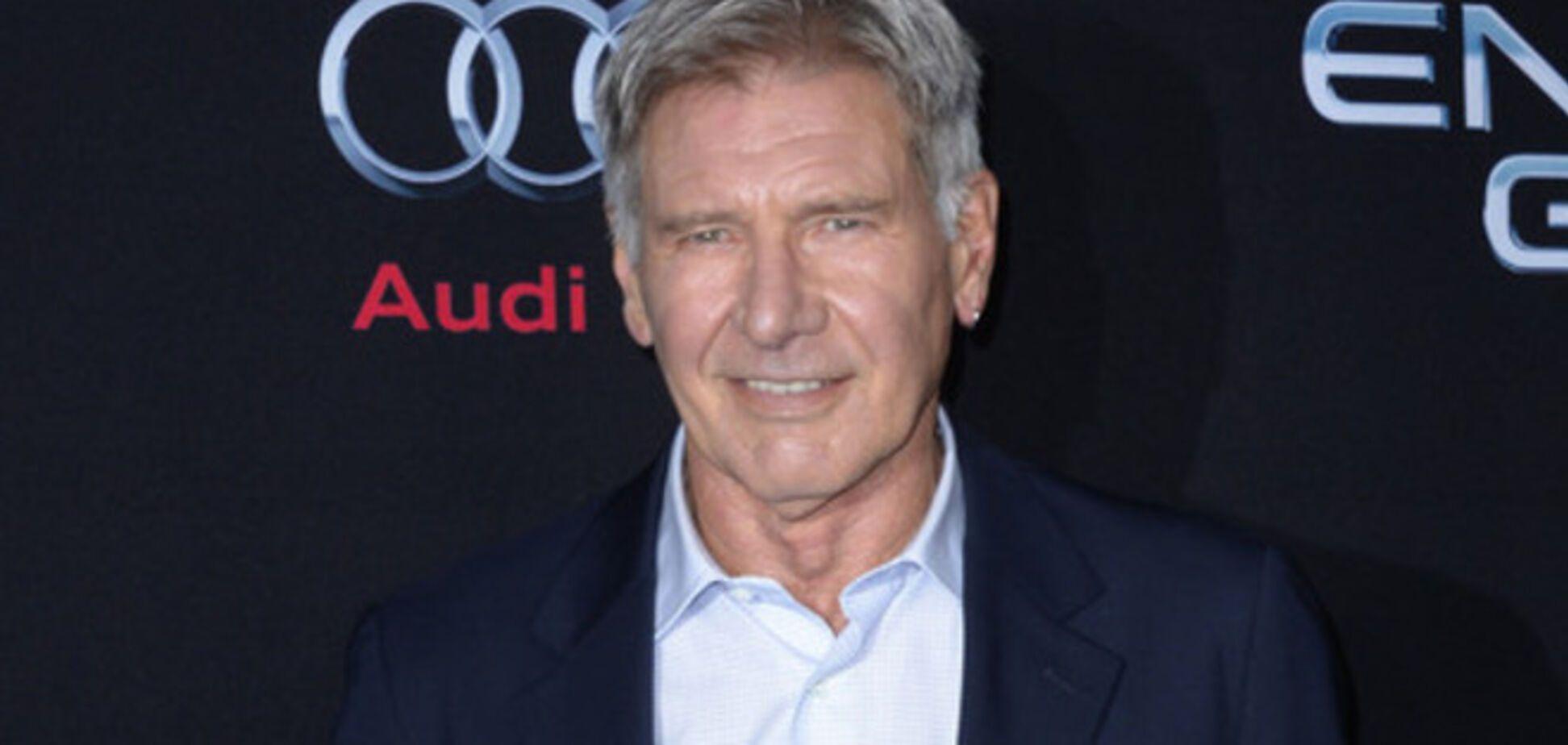 Харрисон Форд получил травму на съемках новых 'Звездных войн'