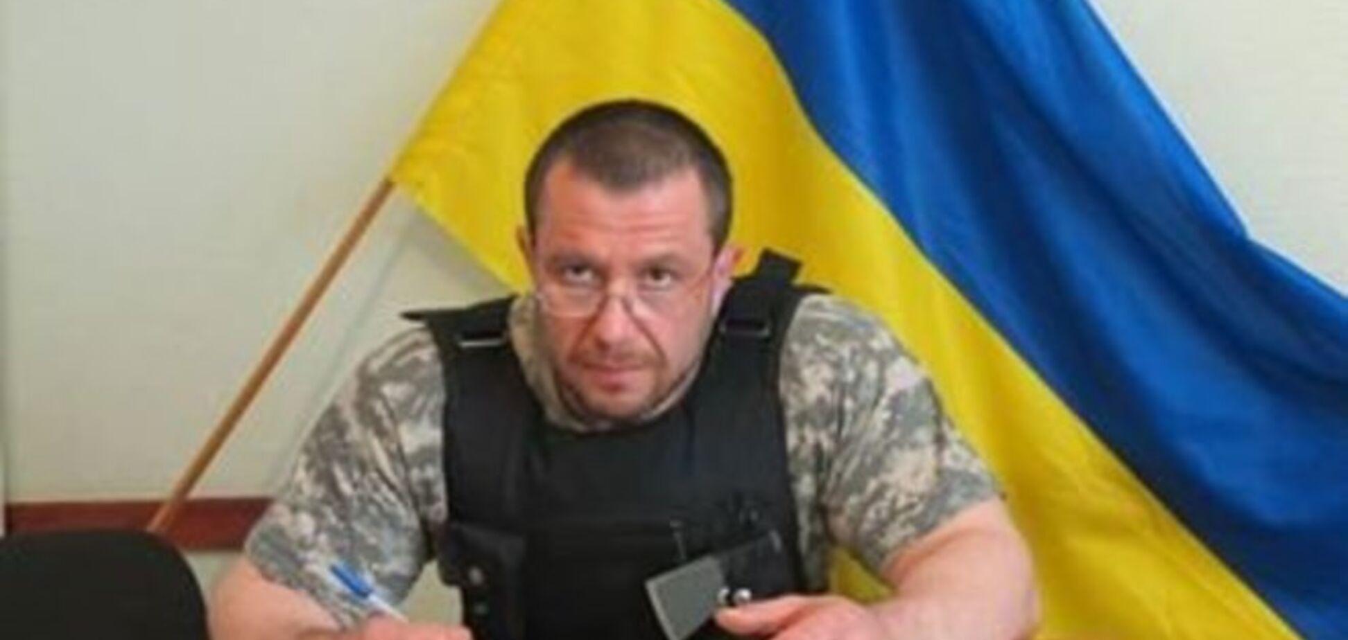 Пленник луганских террористов сбежал из плена и приехал в Киев