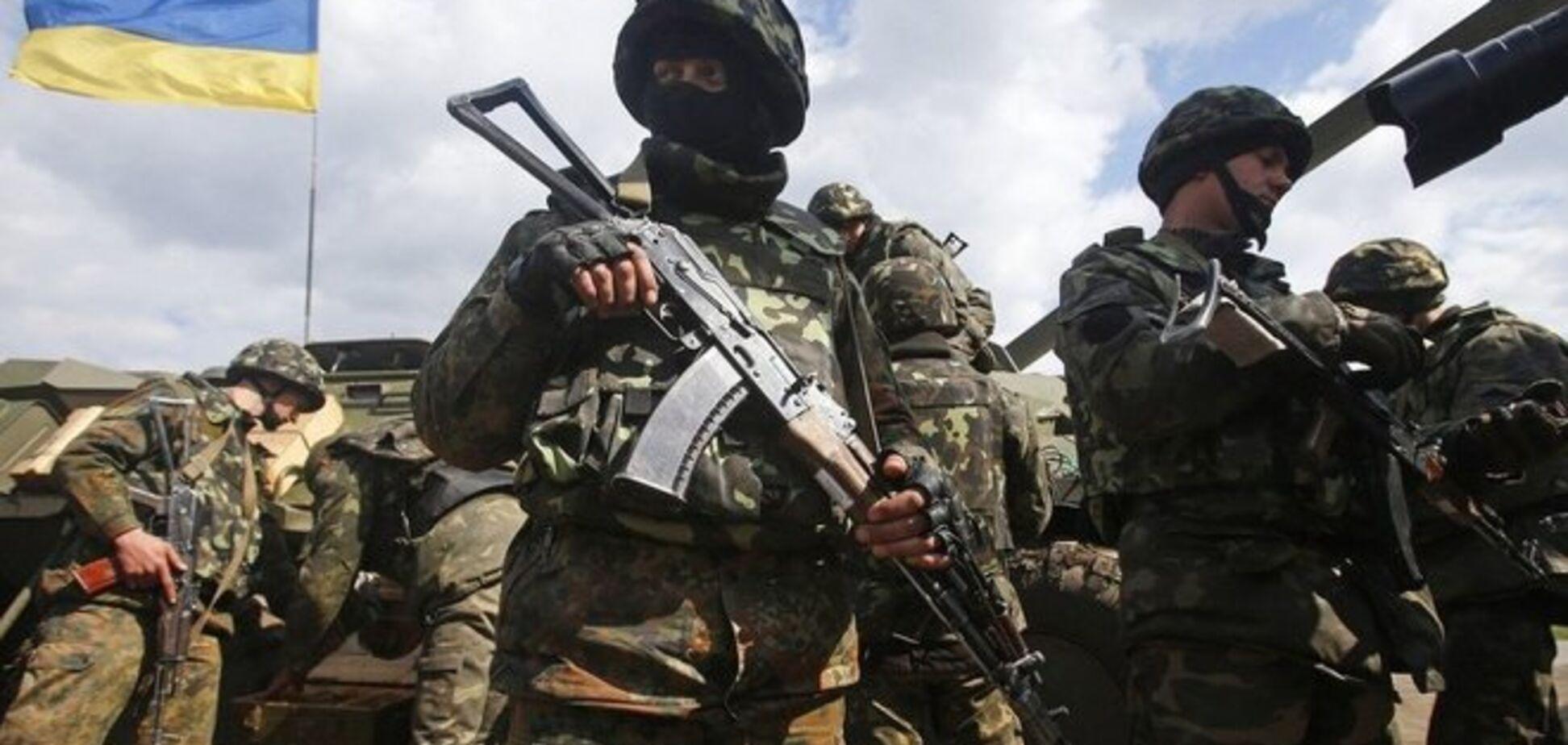 В Харьковском госпитале от ран скончался солдат 95 аэромобильной бригады