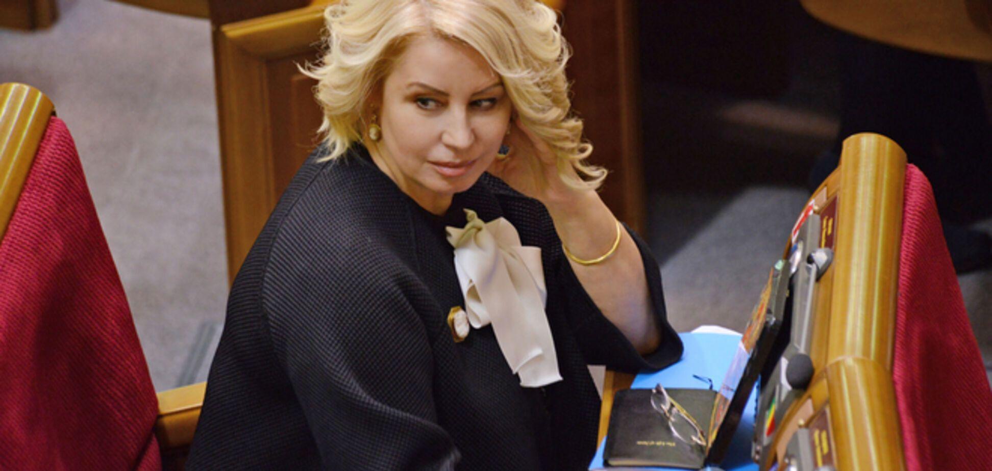 Анна Герман: Порошенко услышал Донбасс