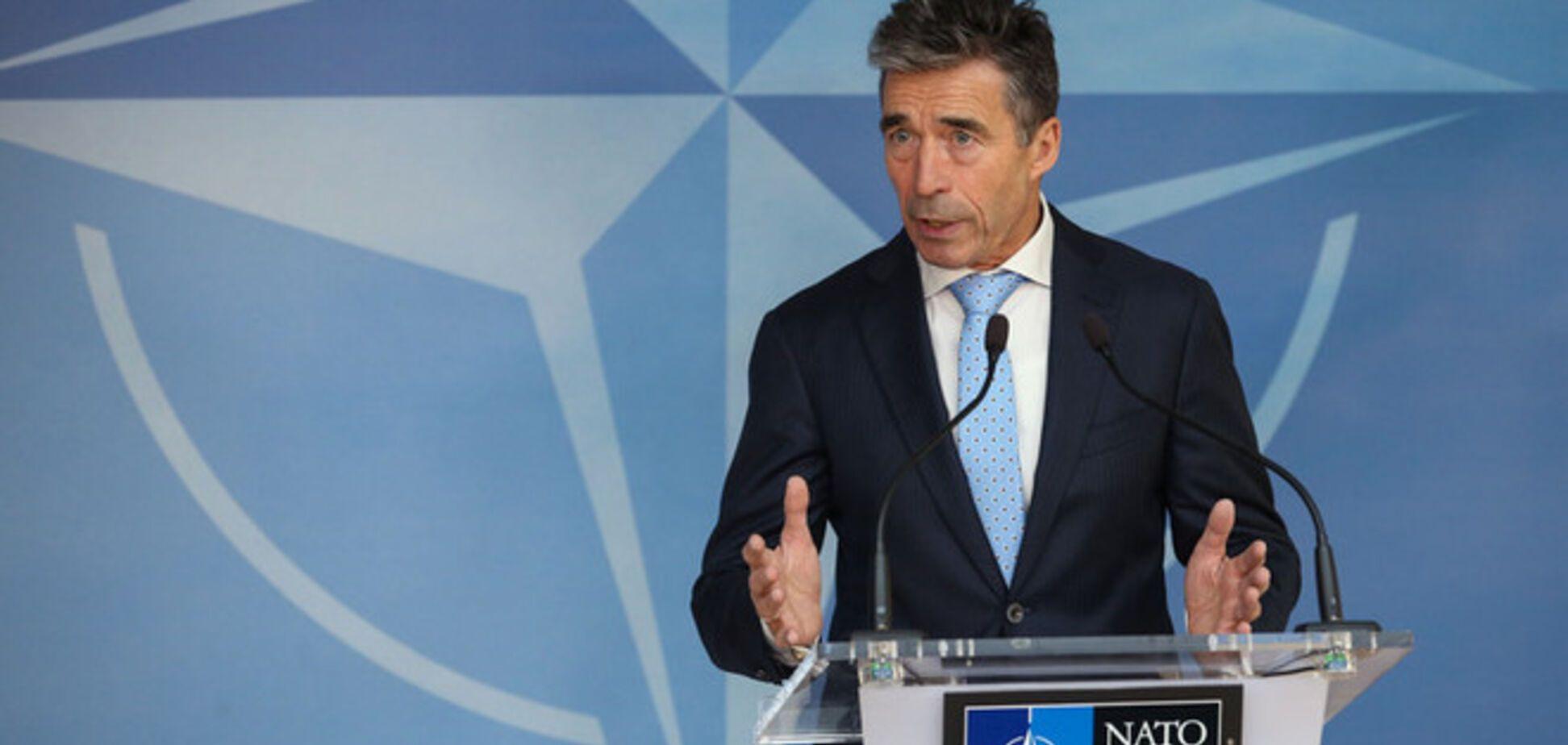 НАТО обещает Украине помощь в реформировании армии