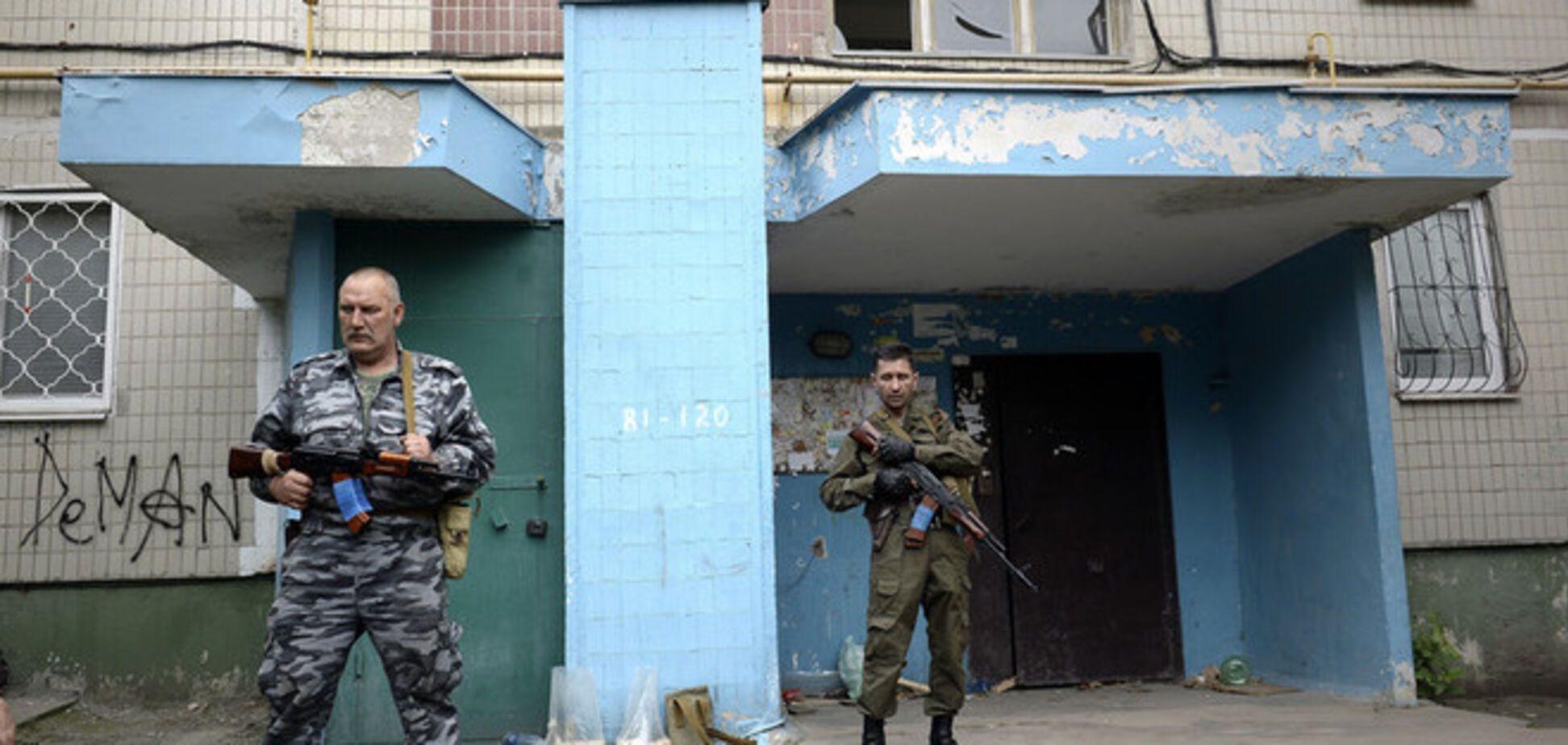 На Луганщине насчитали более 4000 террористов