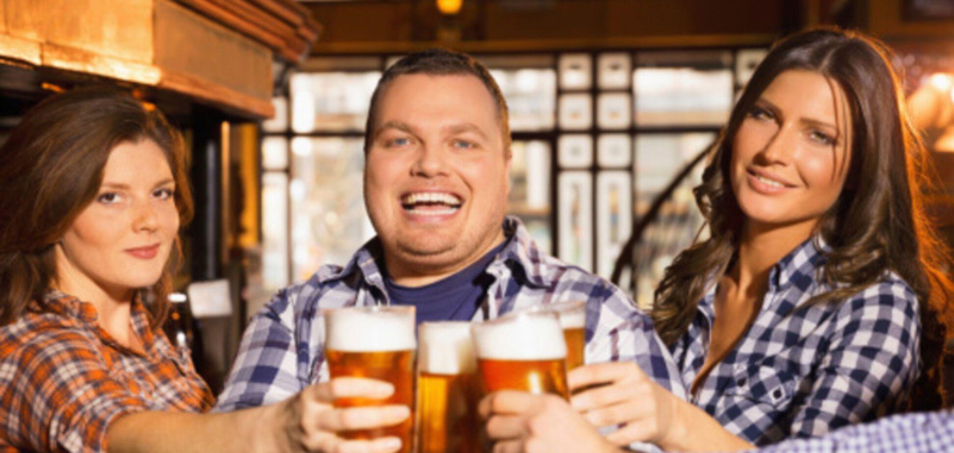 Сколько пива нужно выпить, чтобы печень начала разрушаться