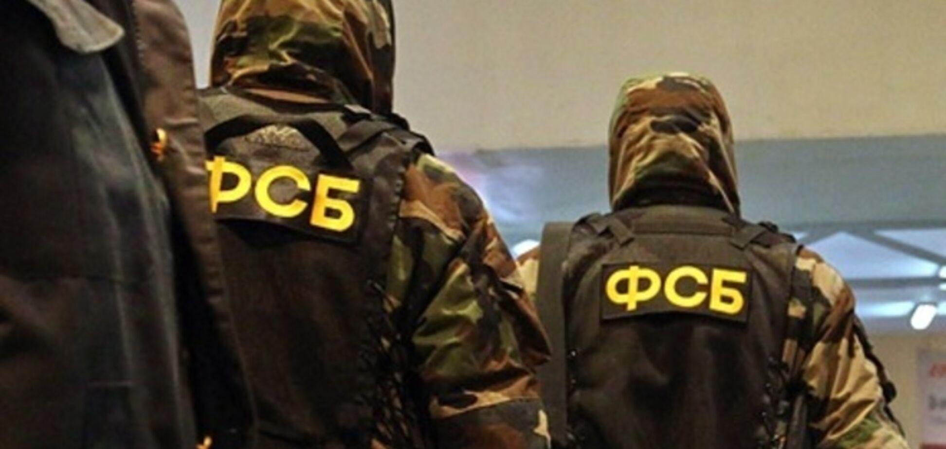 ФСБ задержала в России турка, подозреваемого в терроризме