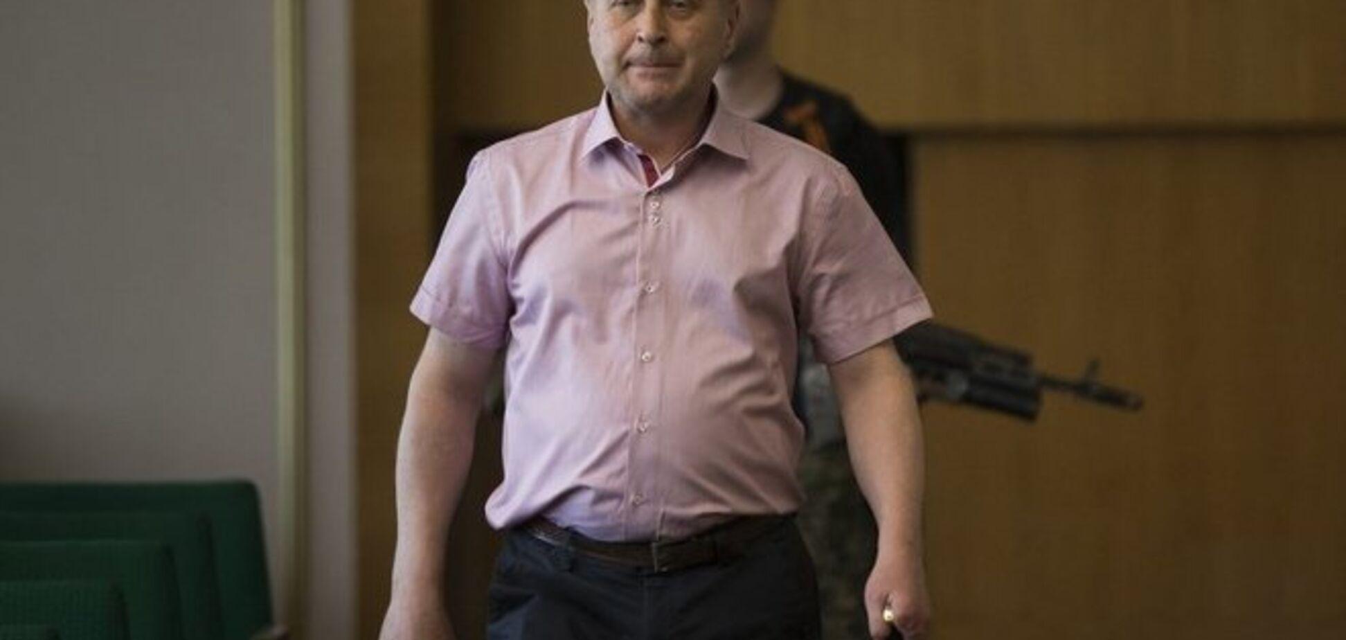 Террорист Стрелков заверяет, что бывший 'народный мэр' Славянска жив