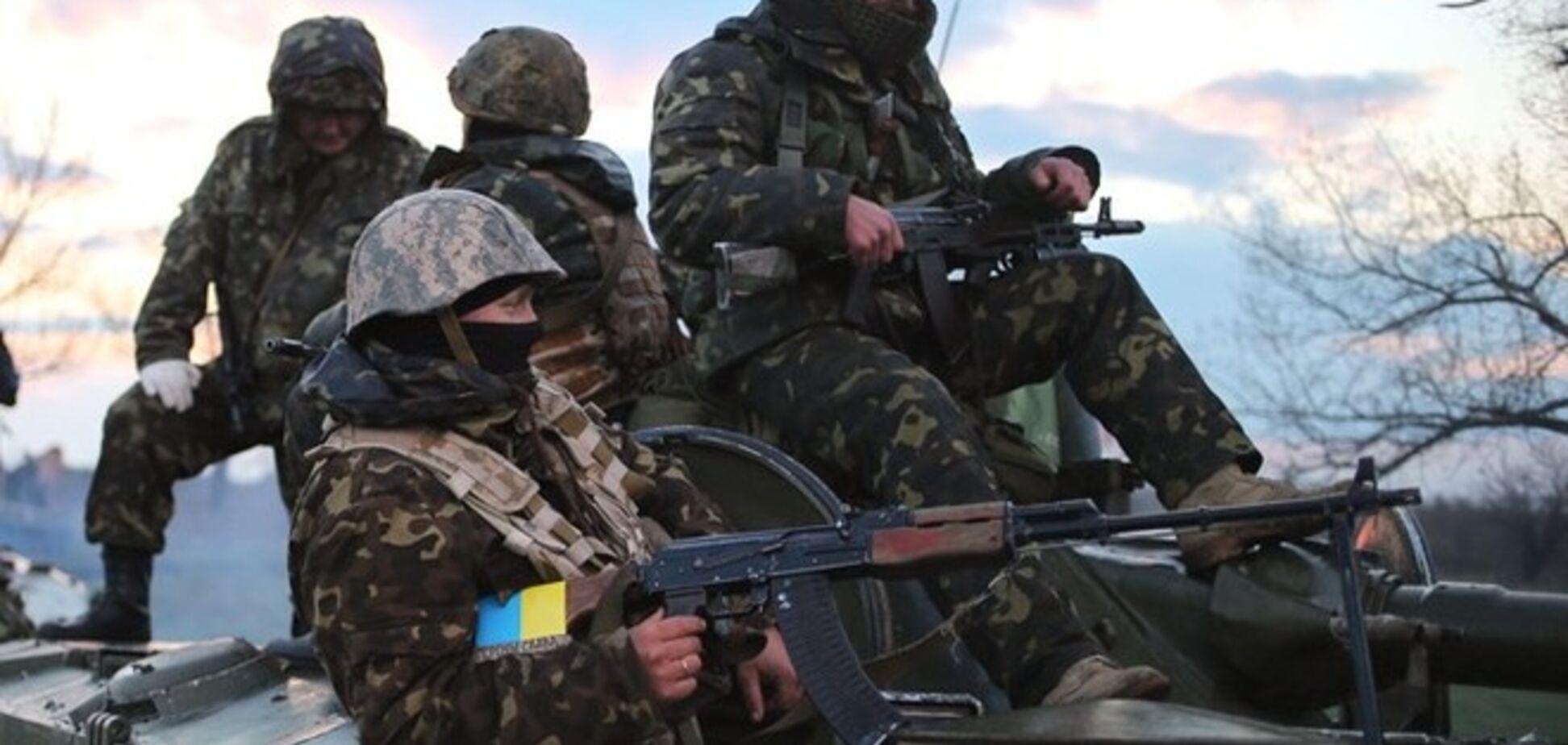 В ходе АТО 16 июня уничтожены 80 боевиков - СНБО