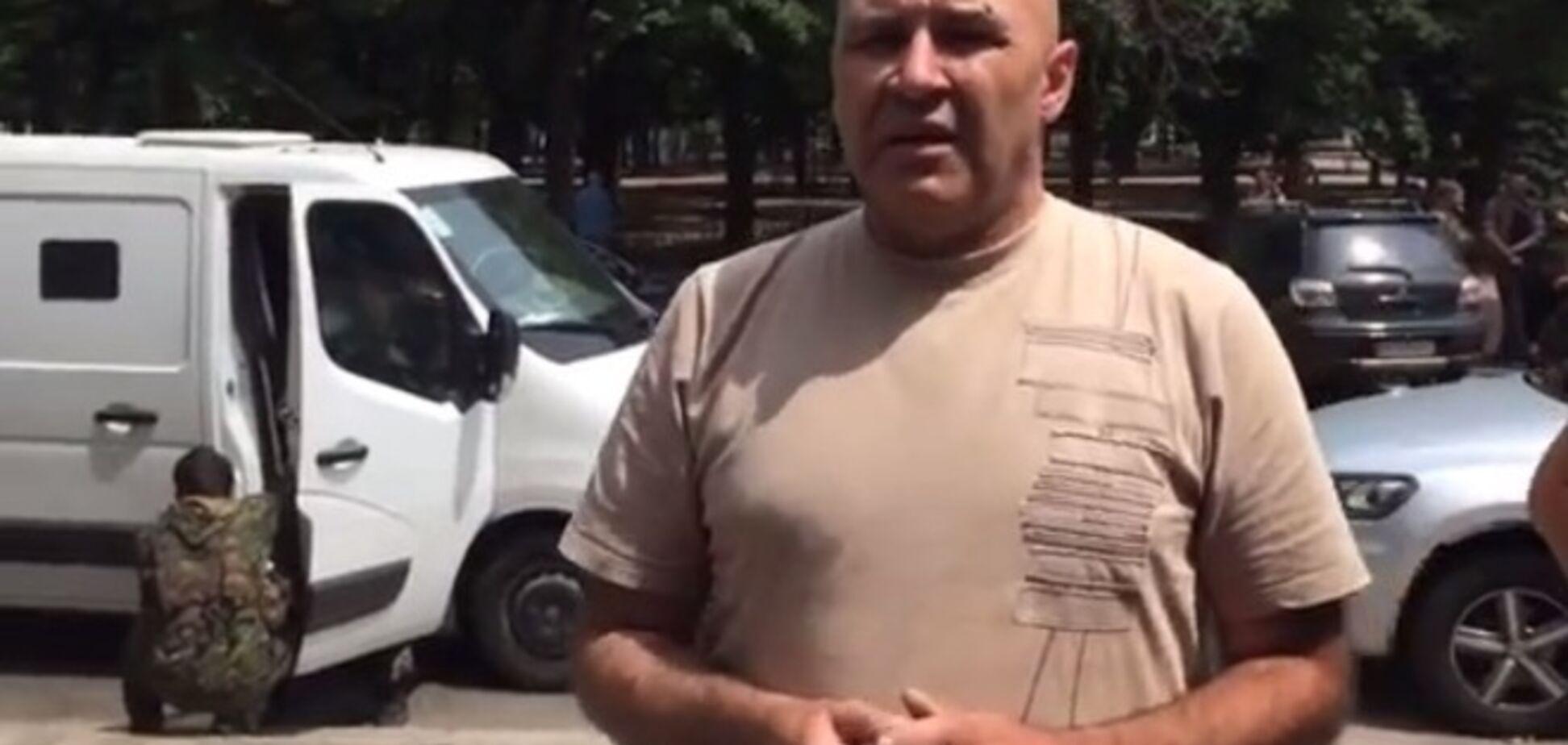 Очевидец гибели российского журналиста: они сами уговорили ополченцев пройти поближе к зоне боя