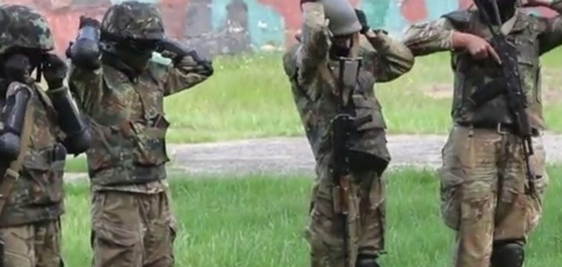 В батальйоні 'Донбас' готують жінок-бійців