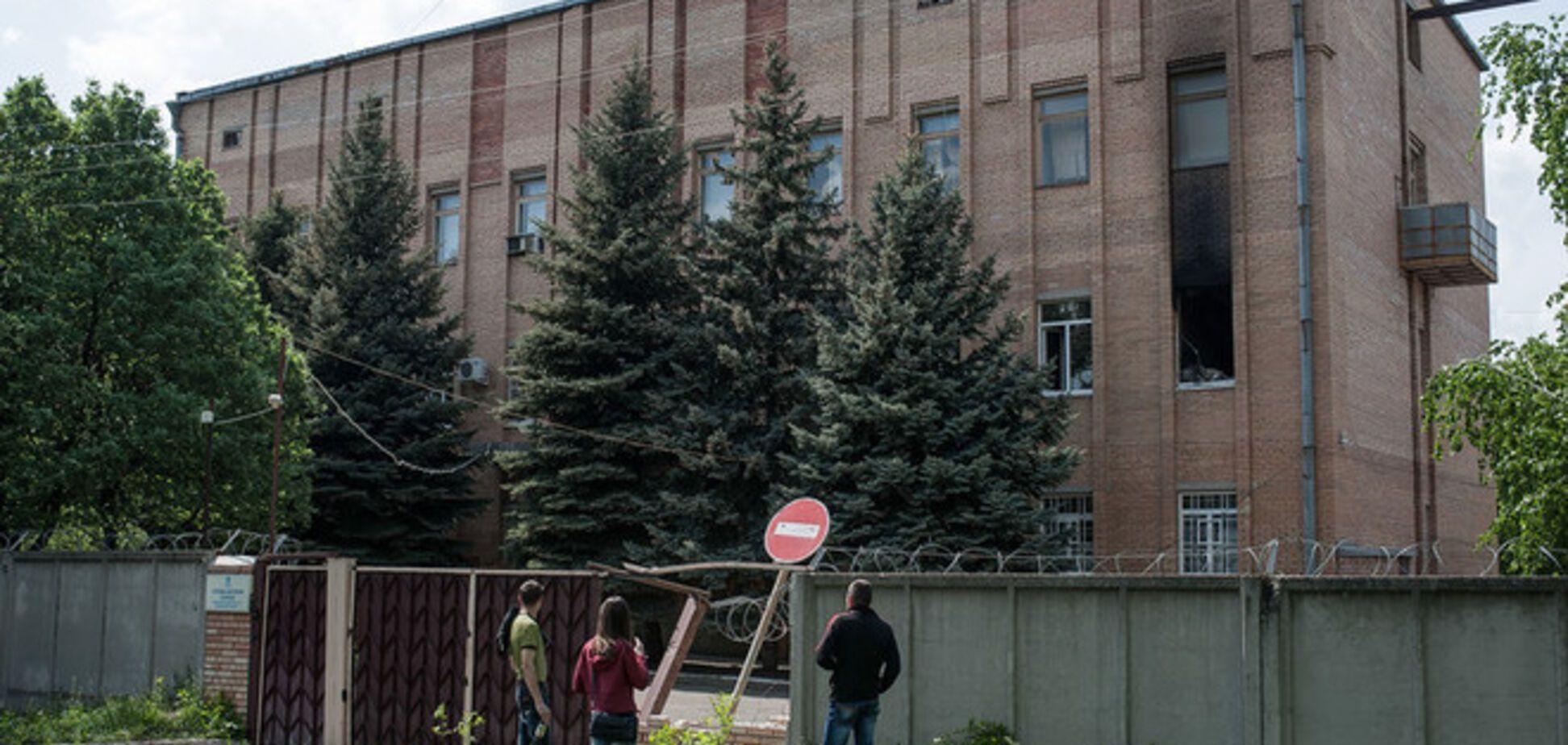 Жилые районы Краматорска попали под артобстрел: есть пострадавшие