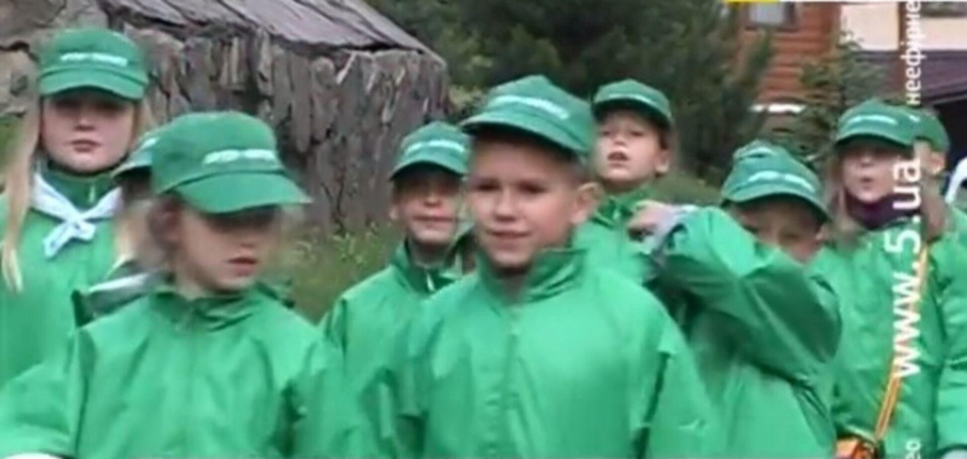 Переехавший из Крыма в Карпаты 'Артек' уже работает