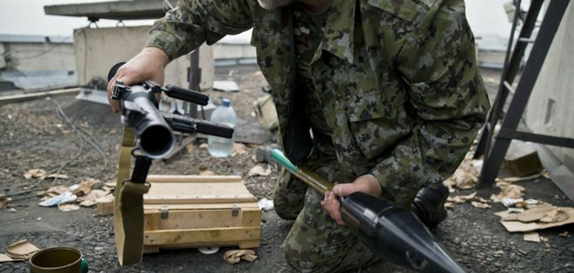 В Луганске террористы обустраиваются в жилых домах: готовятся ко входу украинской армии