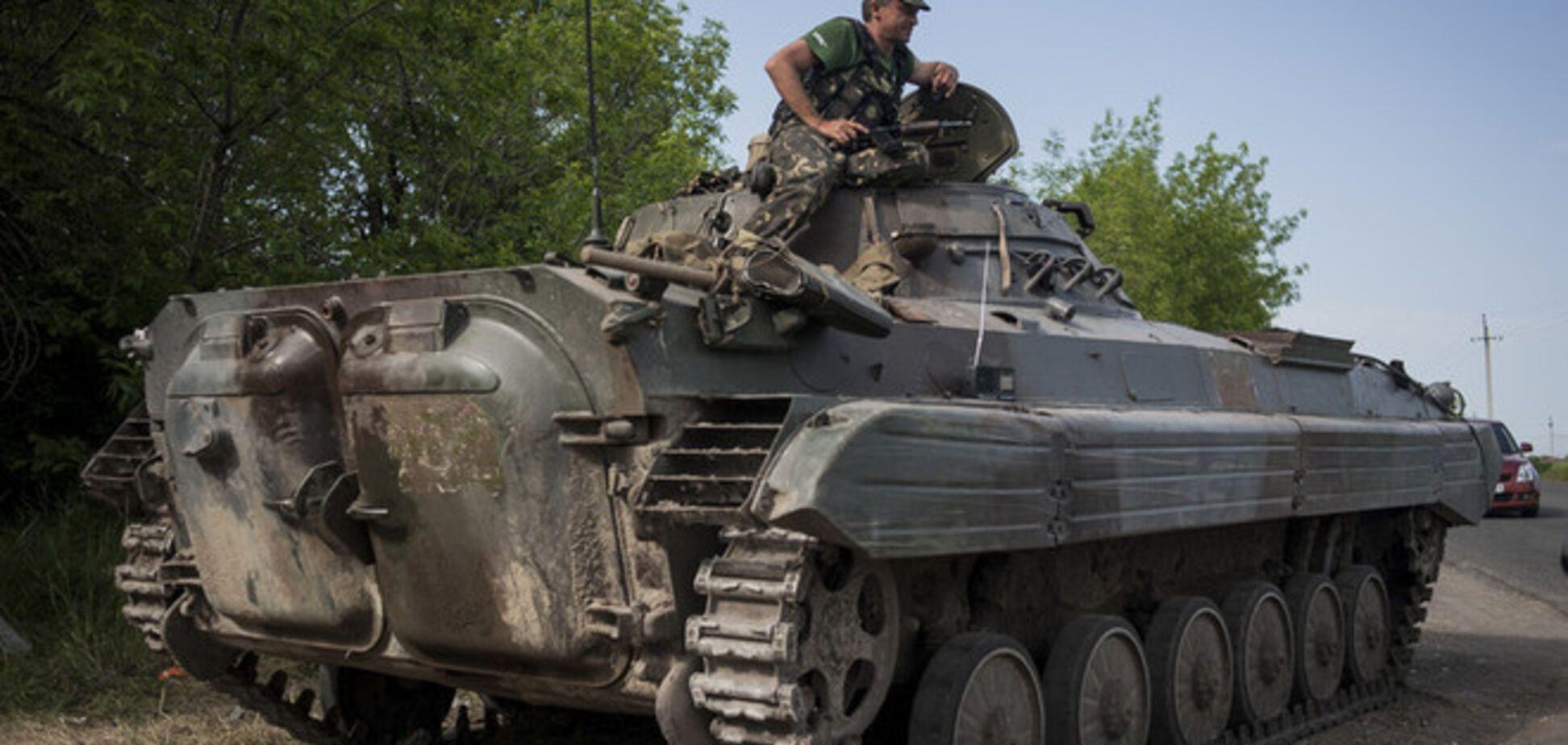 Бойцы батальона 'Киев' на Луганщине просят срочной помощи