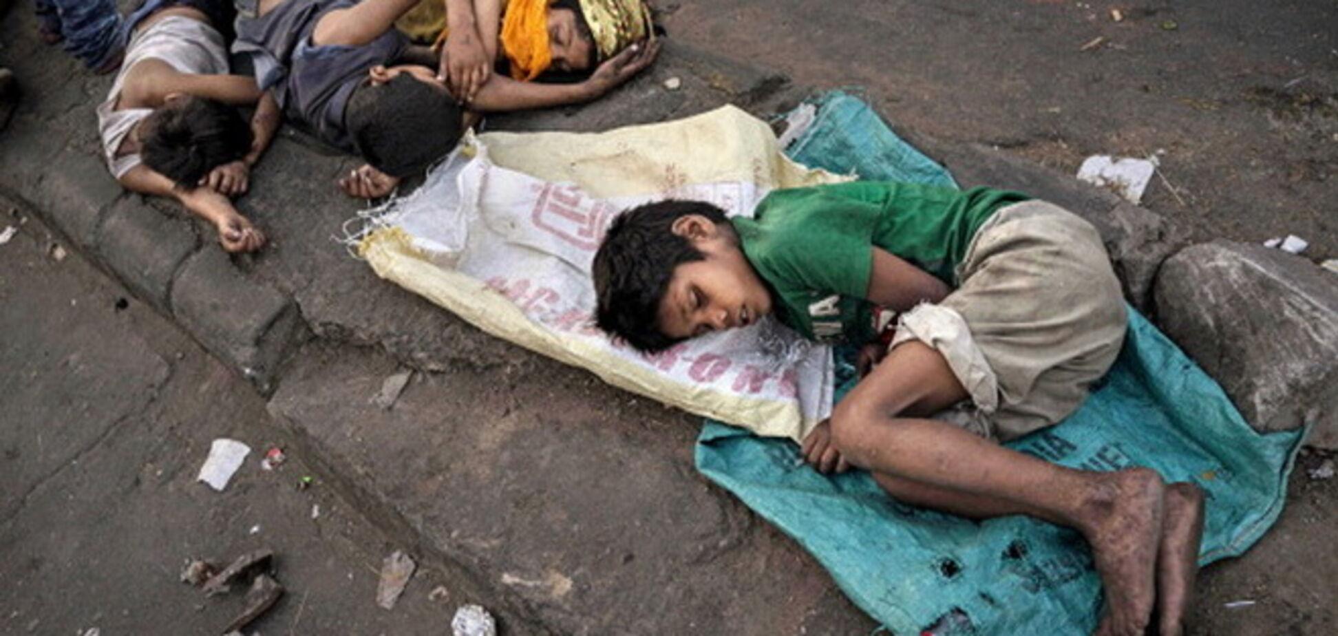 В Индии от энцефалита умерли почти сто детей
