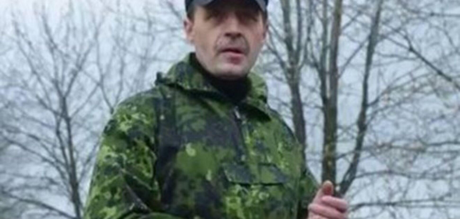 'Біс' поставив полонених 'живим щитом' в колоні на Луганськ