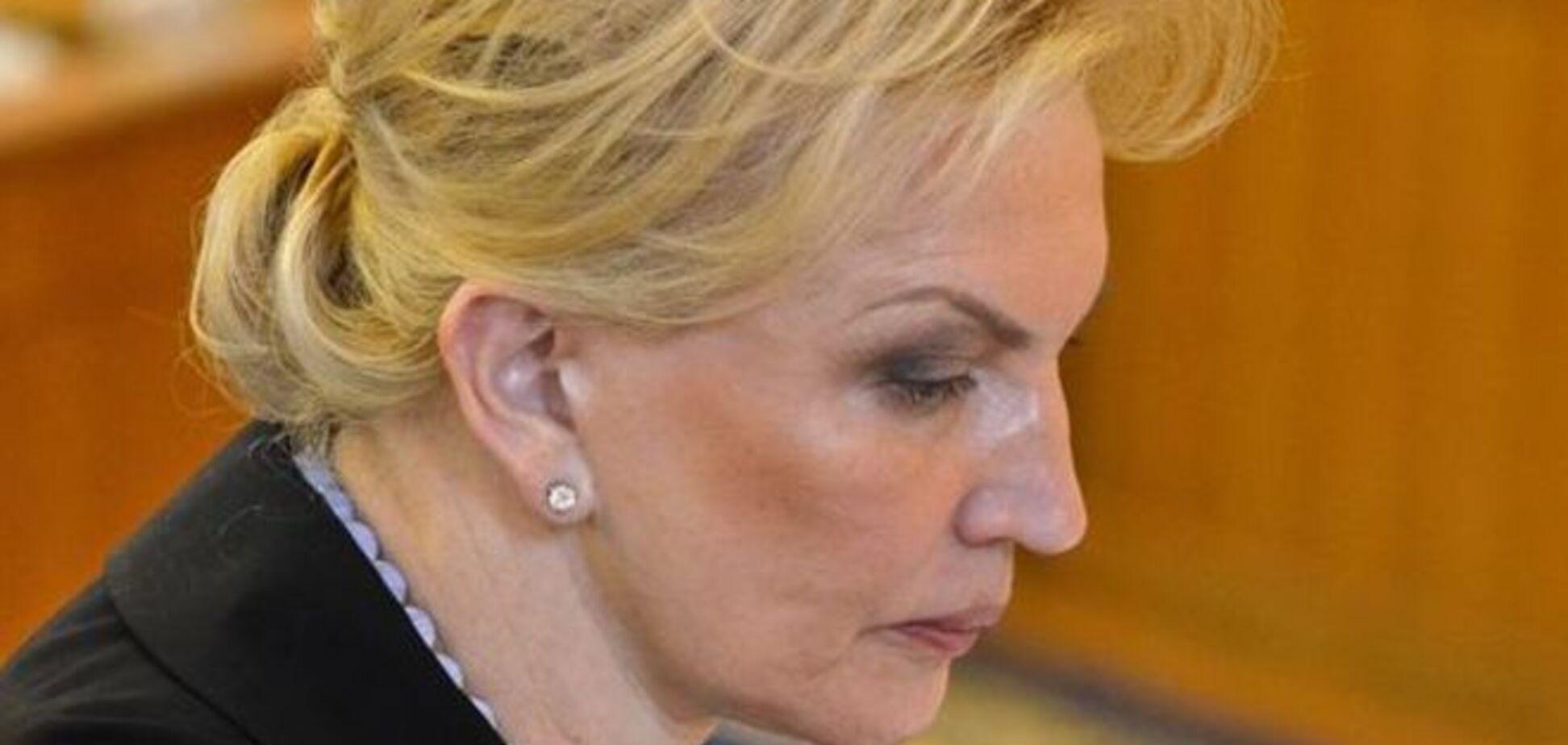 ГПУ завела на Богатыреву два уголовных дела