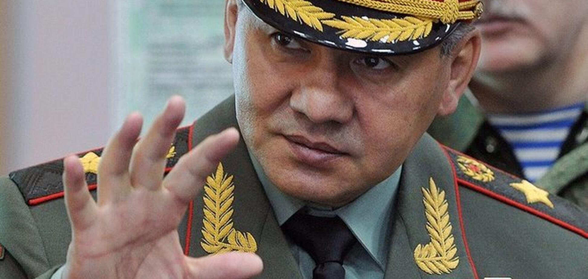 Шойгу признал, что войска вернулись к границе с Украиной - источник