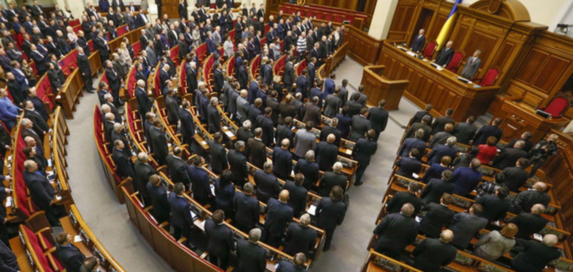 Рада приняла закон о правах переселенцев из зоны АТО и оккупации