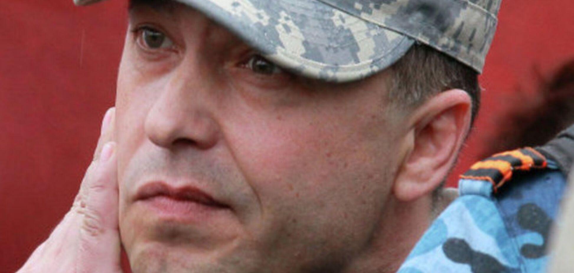 Главарь 'ЛНР' утверждает, что журналиста 'Вестей' убил снайпер