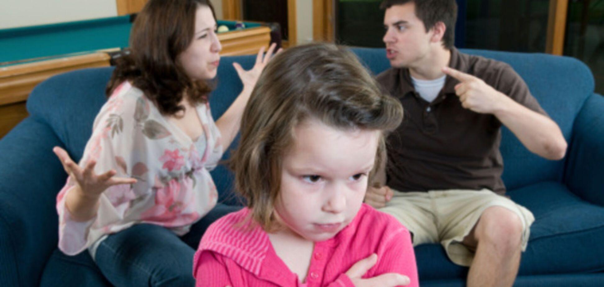 Насилие в семье оставляет 'шрам' в ДНК ребенка