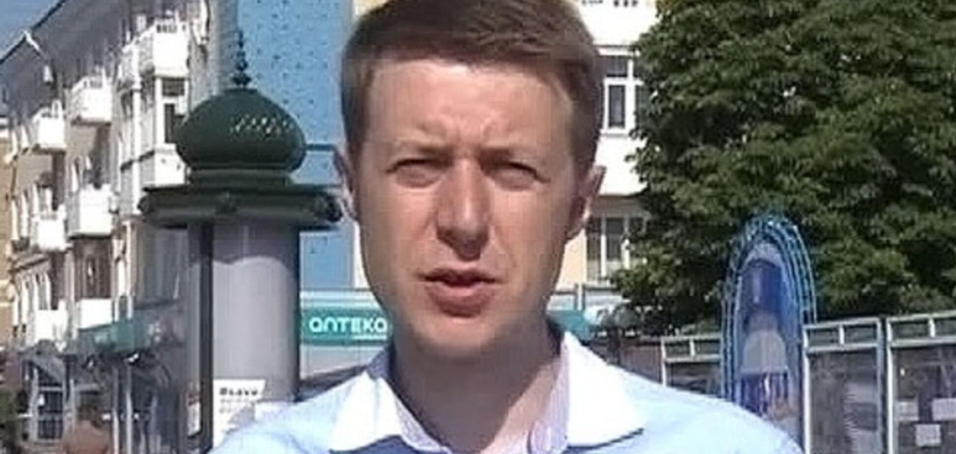 По факту гибели российского журналиста под Луганском открыто дело по статье 'теракт'