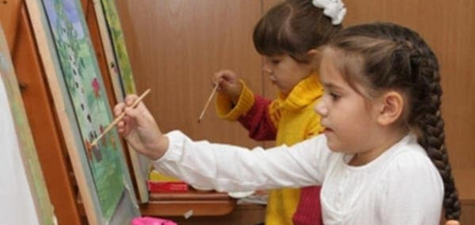 Естетичне виховання дітей (середній дошкільний вік)