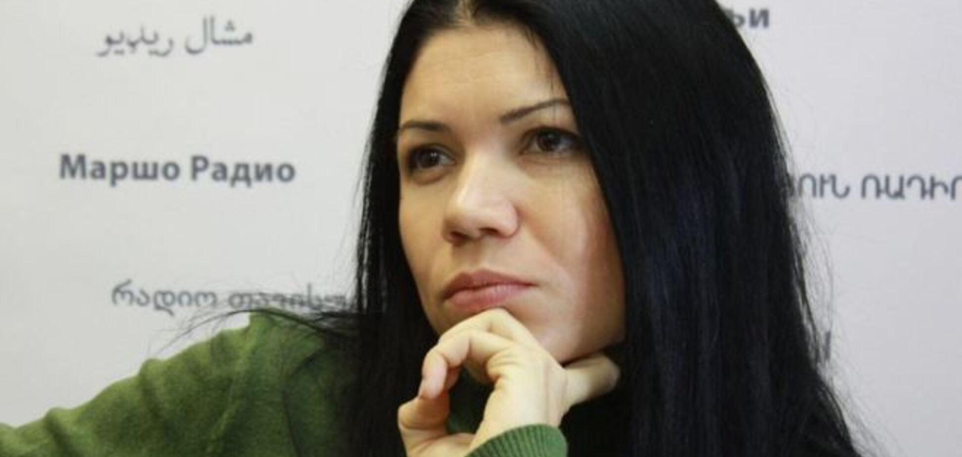 Сюмар: для Кремля его журналисты – боевые информационные патроны