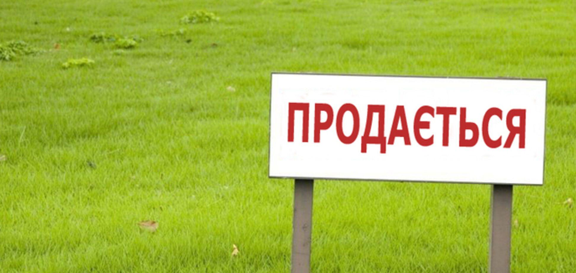 Жителям аннексированного Крыма землю будут раздавать через аукцион