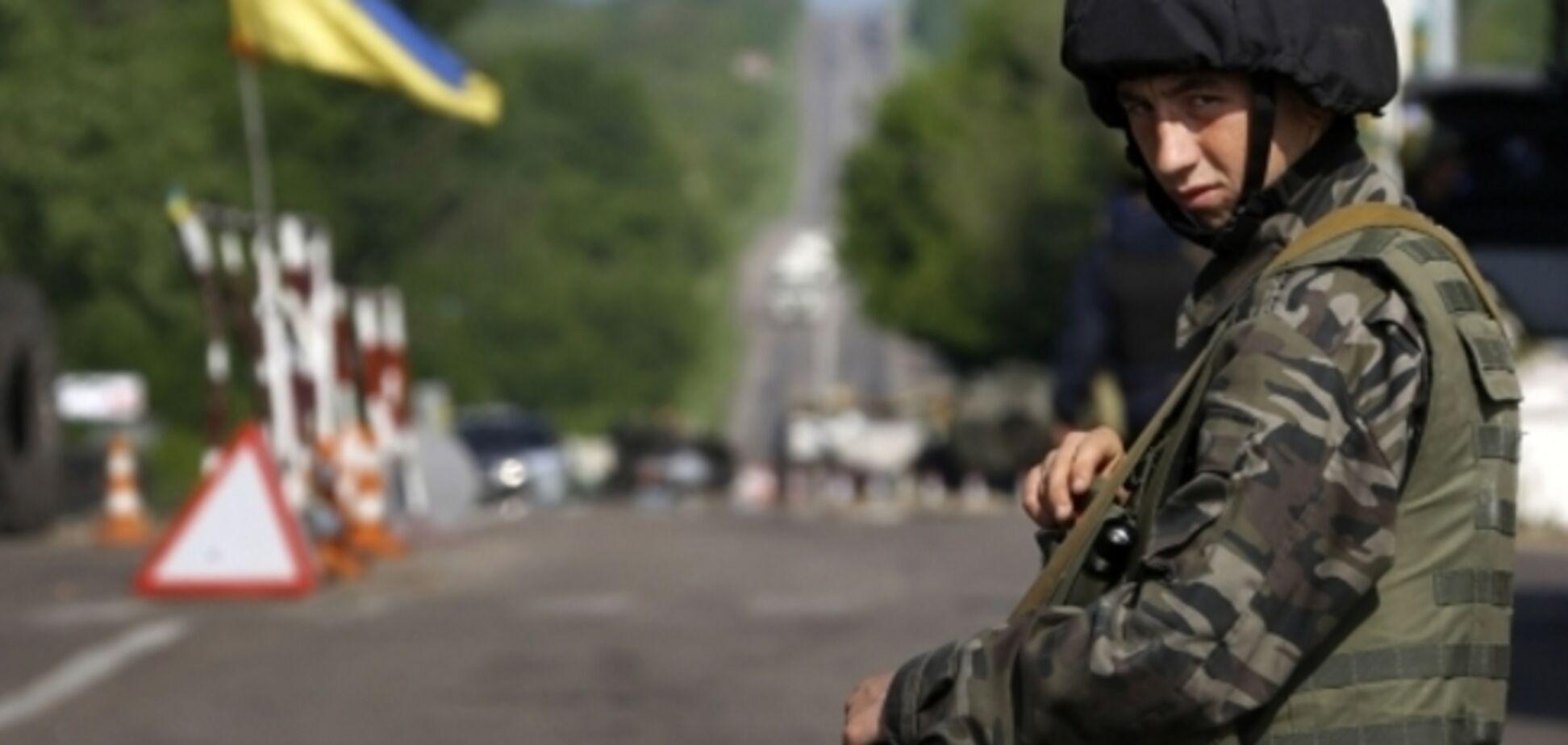 В боях в районе Ямполя и Закотного погибло 4 и ранено 20 силовиков