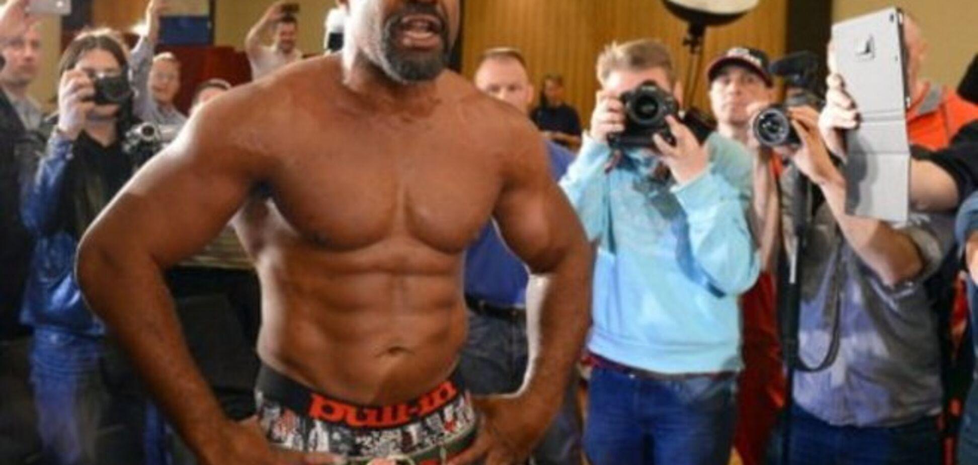 Бриггс: надеру жирную задницу Леапаи и покажу Кличко, как надо драться