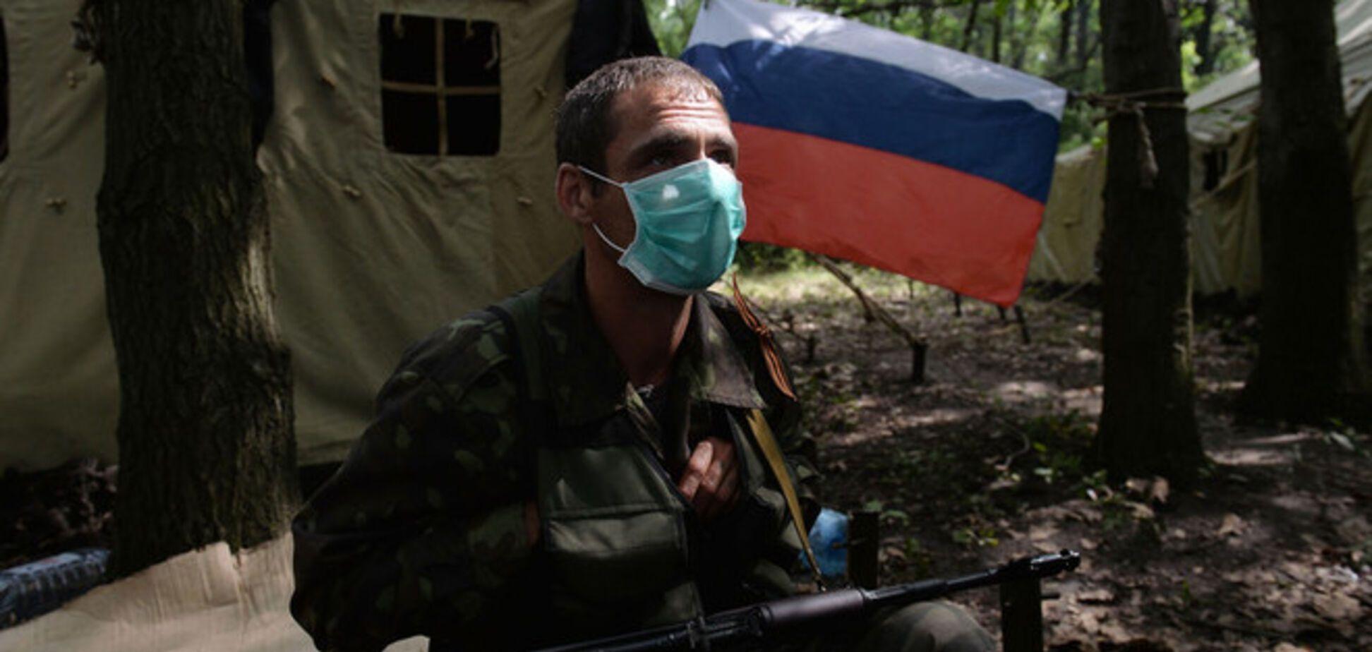 Боевики 'ДНР' во время штурма райотдела милиции убили прохожего