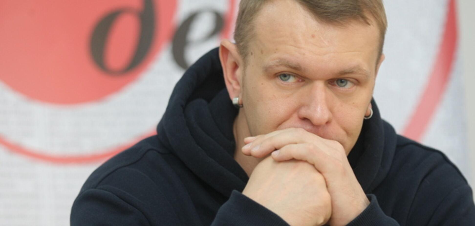 Положинский признался, что его поразили результаты Ляшко на выборах