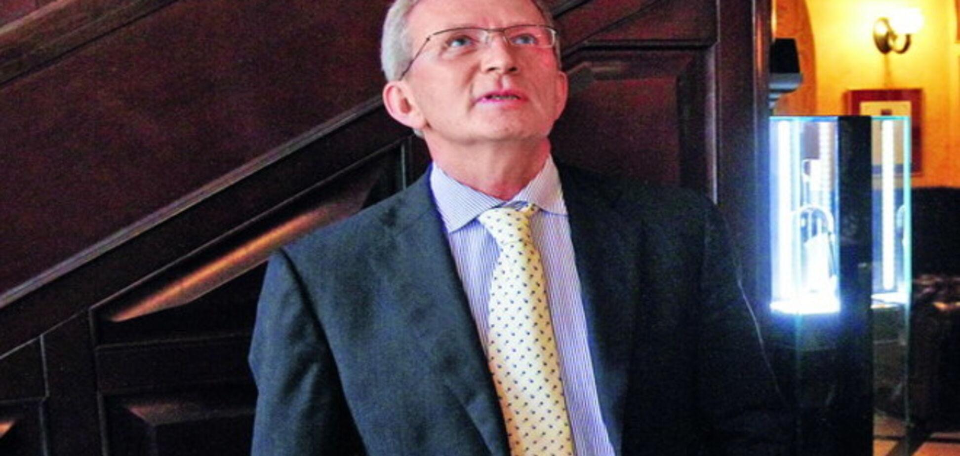 Топ-менеджер Курченко объявлен во всеукраинский розыск