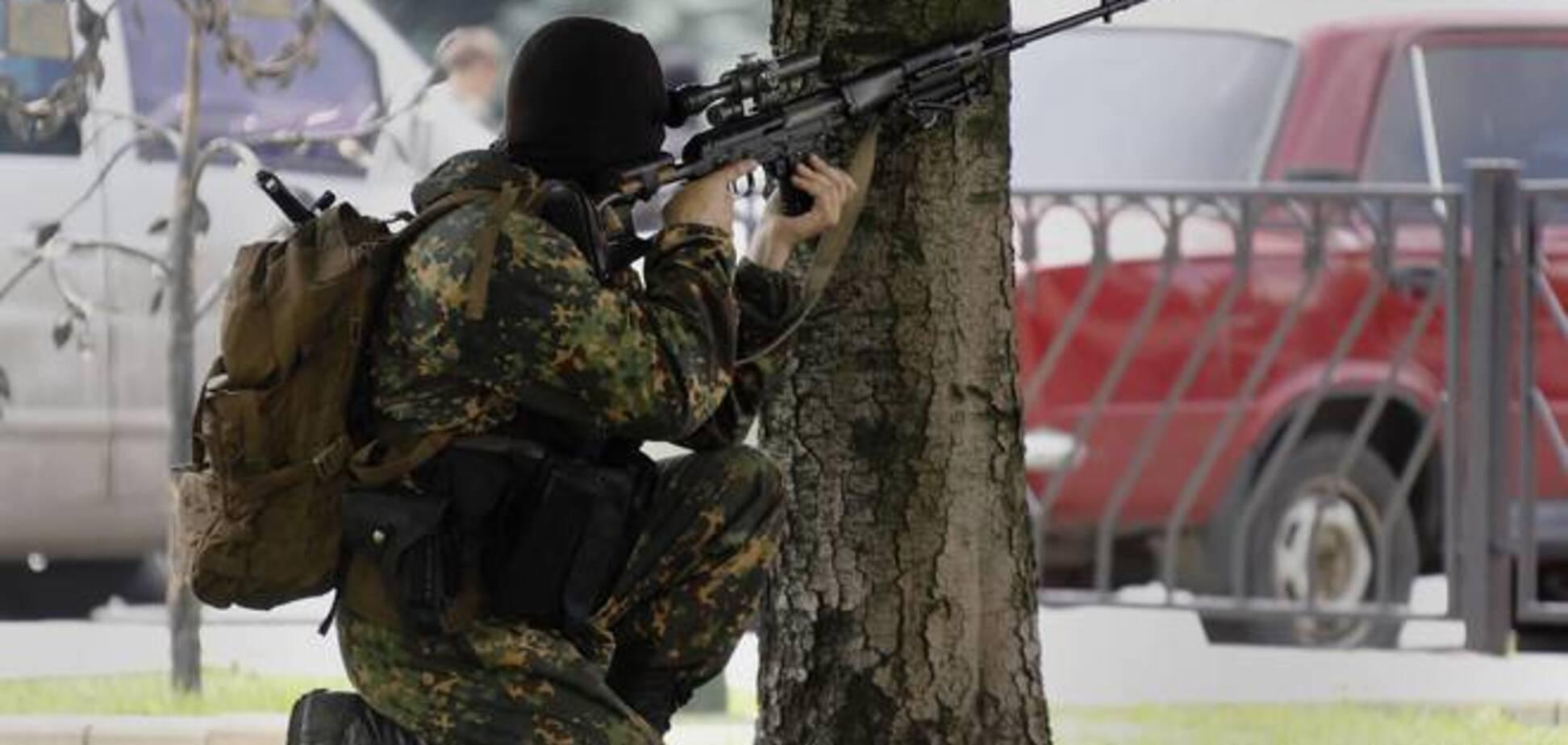 Во время атаки на Луганский погранотряд уничтожены пять боевиков - Тымчук