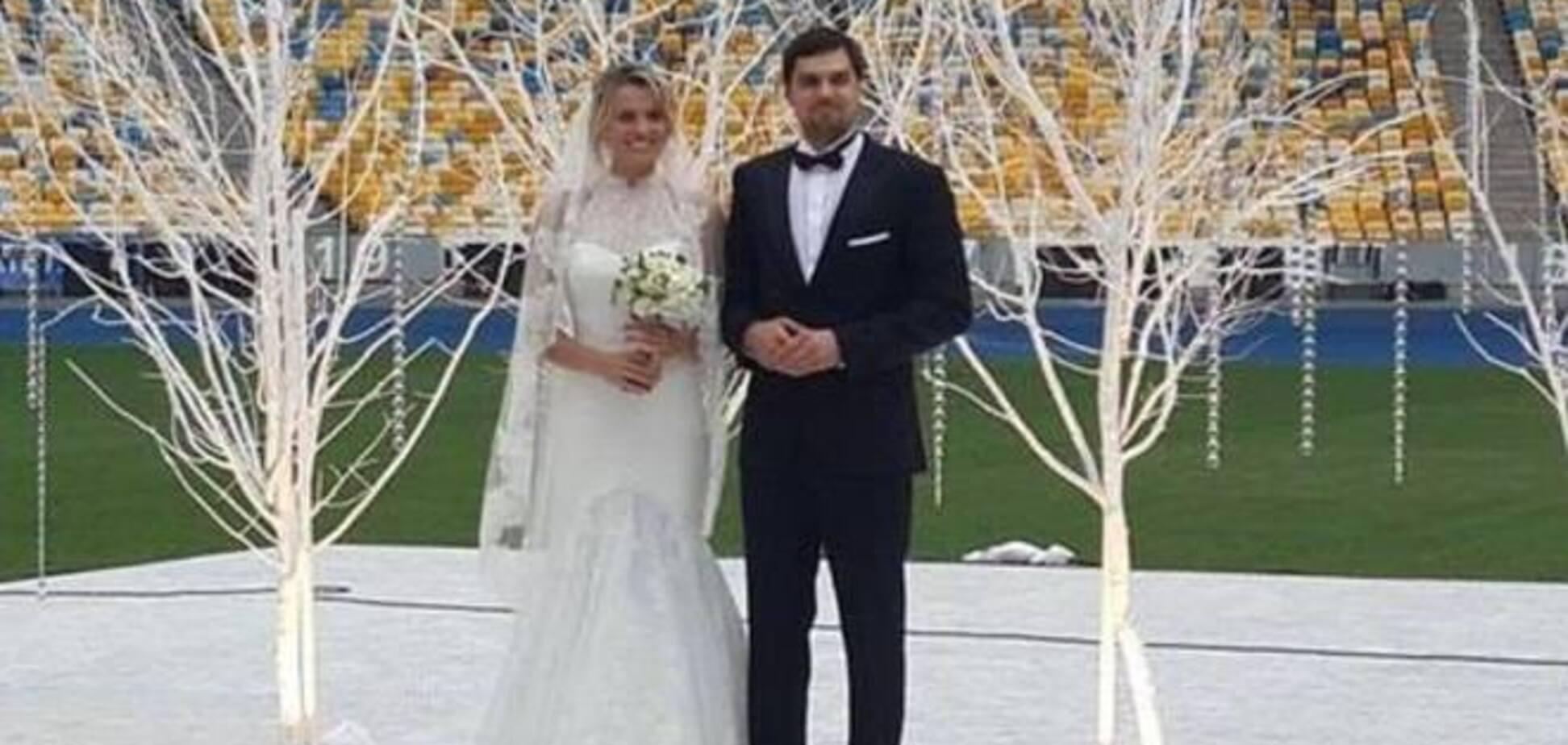 Олимпийская чемпионка Добрынская вышла замуж за 'Холостяка-4'