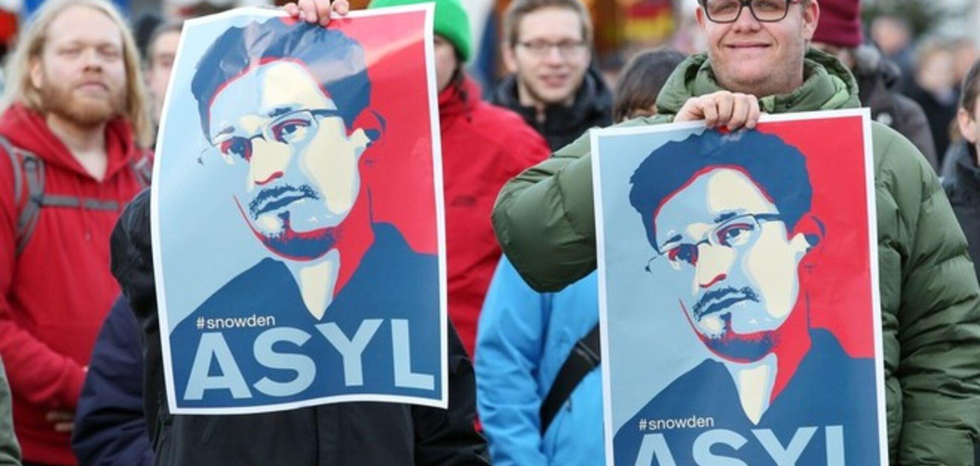 Сноуден хочет сменить Россию на Бразилию