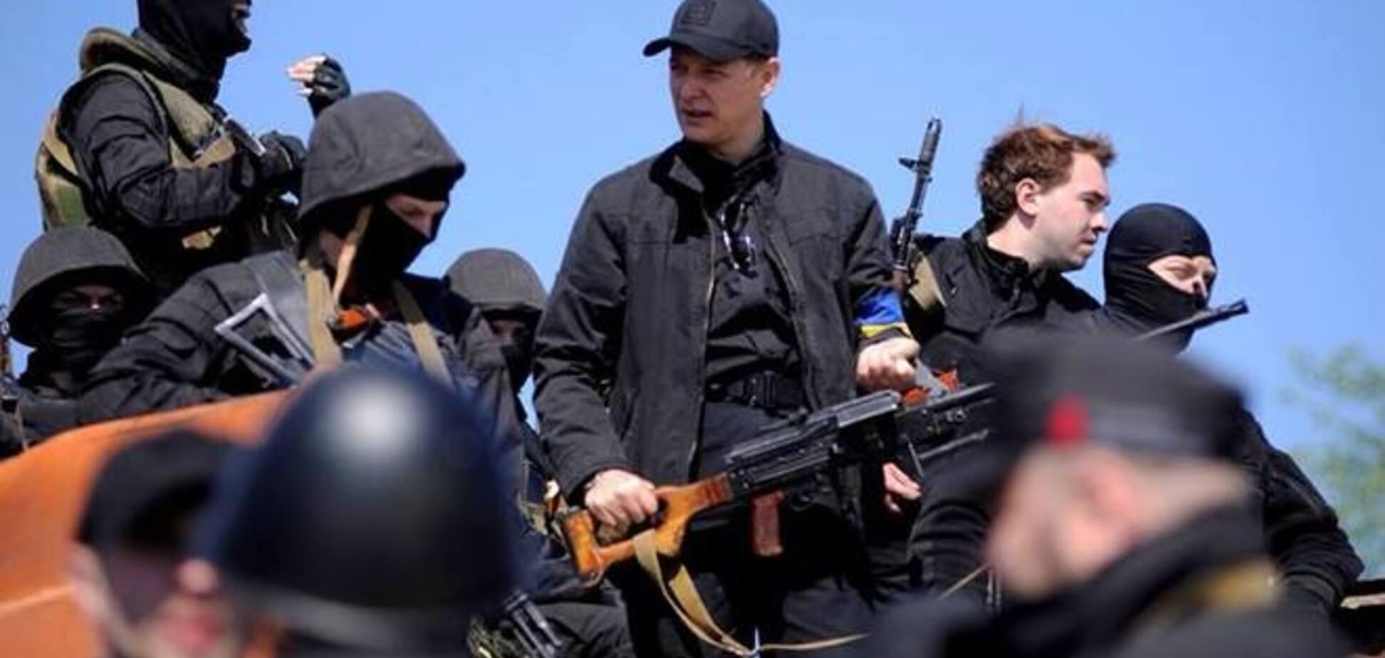Фейковый герой Ляшко не ездил на Донбасс - журналист