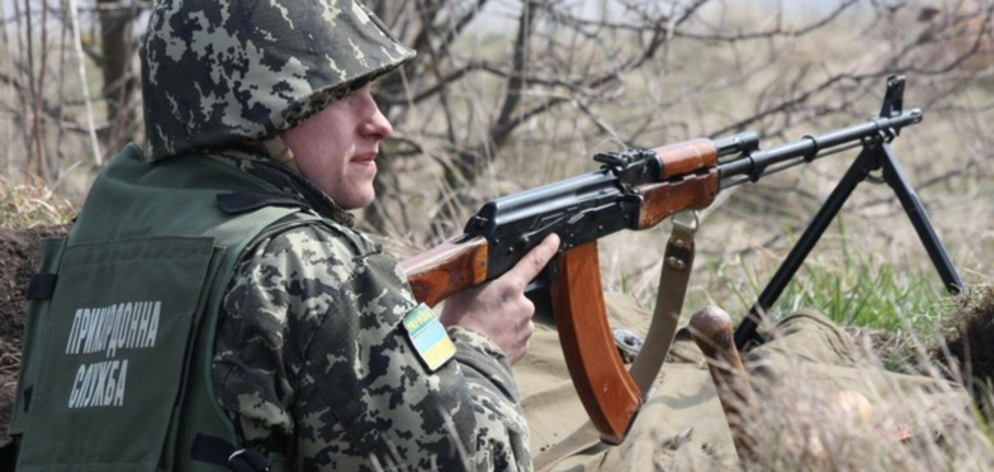 Терористів у Луганській Прикордонна частина вже півтисячі, поранені семеро силовиків - Тимчук