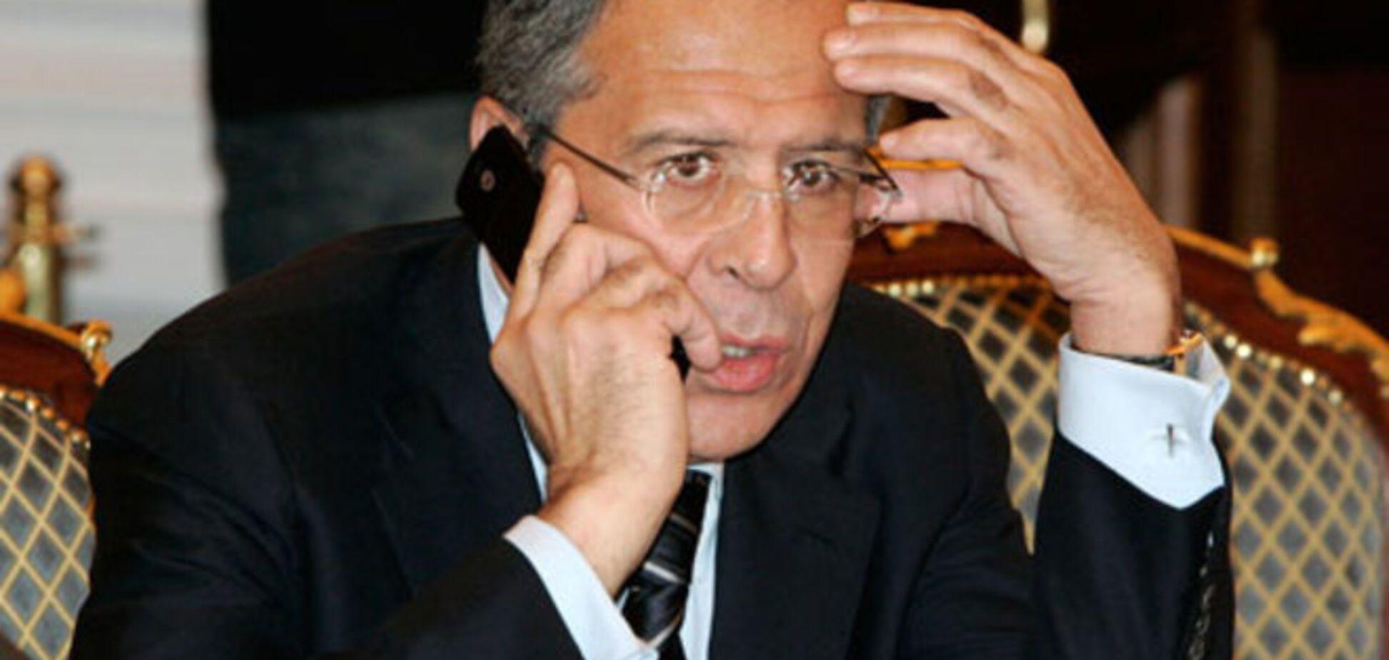 Лавров позвонил Климкину - договорились поддержать мирный план Порошенко